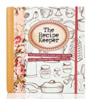 The Recipe Keeper Book