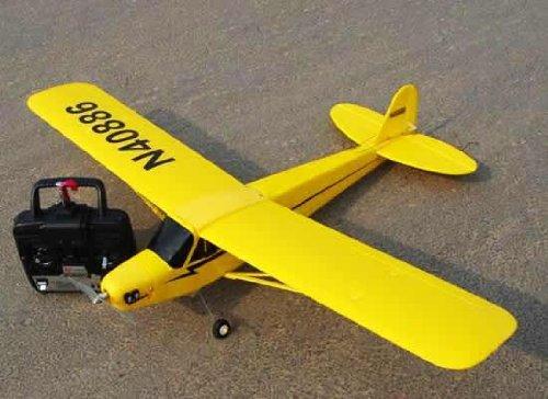 RADIO CONTROLLED AEROPLANE J3 CUB RC PLANE AIRCRAFT
