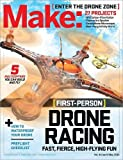 Make Vol. 44 April/May 2015: Enter the Drone Zone