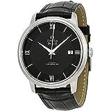 Omega DeVille Prestige Automatic Black Dial Mens Watch 424.13.40.20.01.001