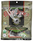 Golden Valley Natural Organic Beef Jerky, Sweet N' Spicy, 3 Ounce Pouch