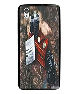 Techno Gadgets Back Cover for HTC Desire Eye