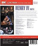 Image de Shakespeare : Henry IV, partie 2. Royal Shakespeare Company, Doran. [Blu-ray]