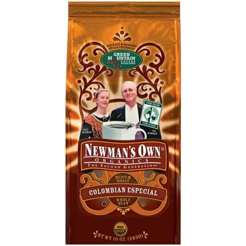 newman s own columbian coffee beans