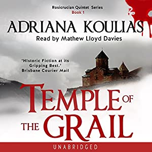 Temple of the Grail Audiobook