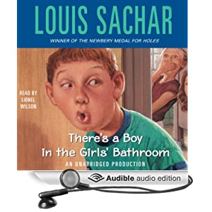 There 39 s a boy in the girls 39 bathroom audible - There is a boy in the girls bathroom ...