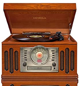 crosley 5 in 1 record player instructions