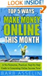Top 5 Ways to Make Over $2,000 Online...