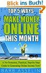 Top 5 Ways to Make Over $2,000 Online...