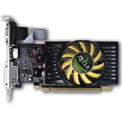 589 MHz Core DVI Half-height PCI Express 2.0 x16 1000 MHz Memory Clock 2560 x 1600 - HDMI DirectX 10.1 1 GB GDDR3 SDRAM VGA LOW PROFILE MSI N210-MD1G//D3 GeForce 210 Graphic Card