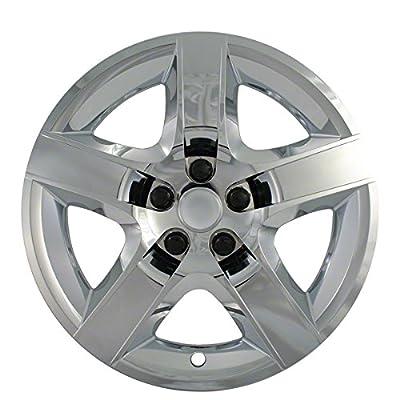 """2005, 2006, 2007, 2008, 2009 Pontiac G6 Chrome Factory Replica Wheel Covers / Hubcaps (Set of 4) - 17"""""""