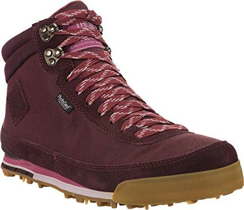 North Face W Back-To-Berkeley Boot Ii Scarpe da Camminata, Donna, Multicolore (Verde/Fdgbrn/Rnssncrs), 38