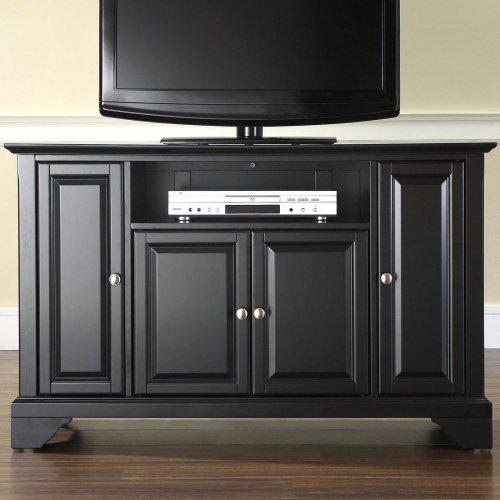 Crosley Furniture LaFayette 48-Inch TV Stand, Black image B003ZLGNRA.jpg