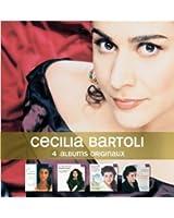 Mozart Portraits / Rossini Arias / An Italian Songbook / Chant d'amour (Coffret 4 CD)