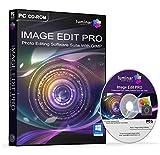Image Edit PRO Suite - Professional Photo / Image Editing Software Suite - Photoshop CS6, CS5 Alternative - 4 Advanced Programs (PC)