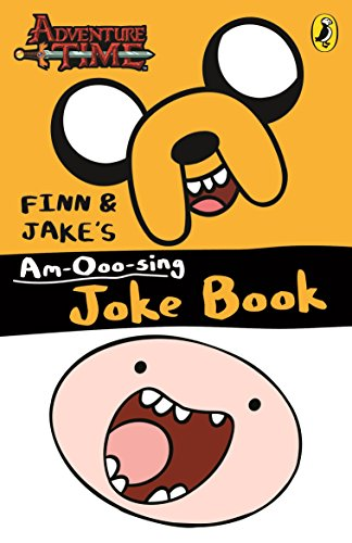Adventure Time: Finn and Jake's Am-Ooo-sing Joke Book