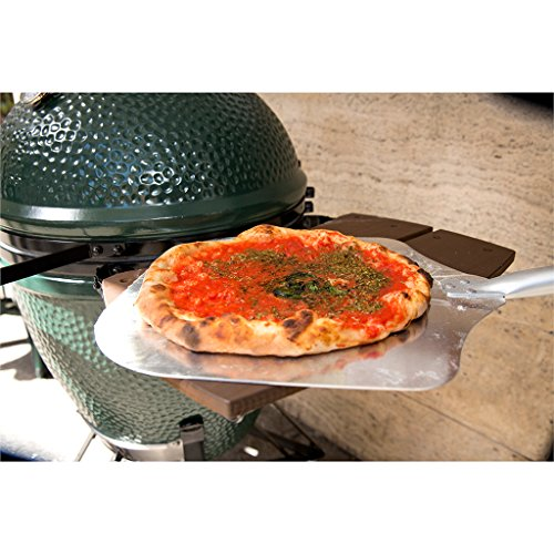 Big Green Egg Back- & Pizzastein, BGE Large, flach / BSL -