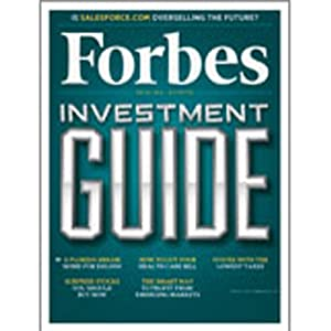 Forbes, November 22, 2010 Periodical