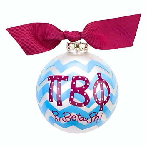 Pi Beta Phi Chevron Ornament