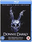 Donnie Darko / Donnie Darko Director's Cut [2-disc Blu-ray] [2001] [Reino Unido] [Blu-ray]