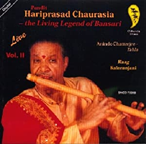 Living Legend of Bansuri