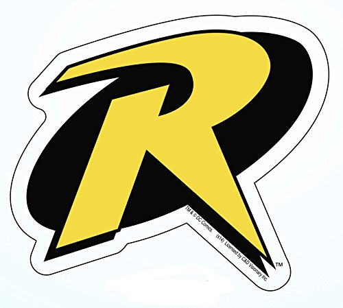 C&D Visionary DC Comics Robin Logo