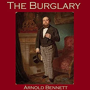 The Burglary Audiobook