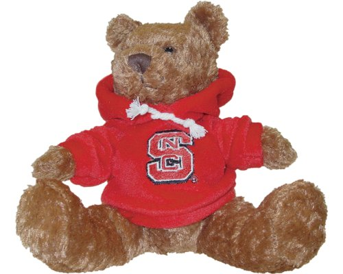 NCAA North Carolina State Wolfpack Hoodie Bear