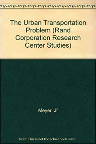 Research paper on transportation problem