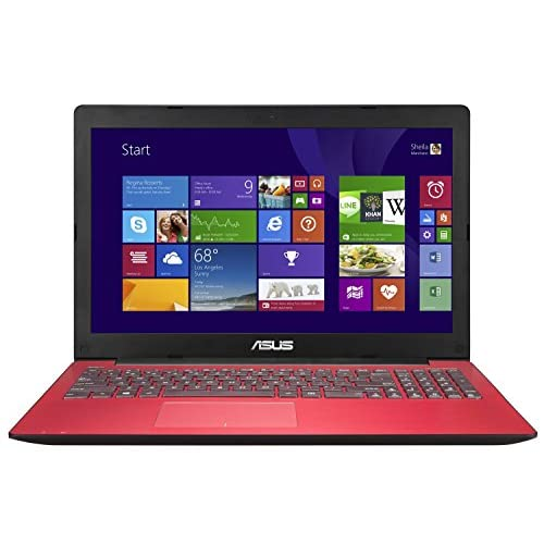 ASUS X553MA 15.6-Inch Notebook (Pink) - (Intel Celeron N2830 2.16 GHz, 4 GB RAM, 750 GB HDD, Webcam, Integrated...
