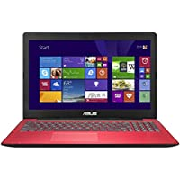 ASUS X553MA 15.6-Inch Notebook (Pink) - (Intel Celeron N2830 2.16 GHz, 4 GB RAM, 750 GB HDD, Webcam, Integrated Graphics, Windows 8)