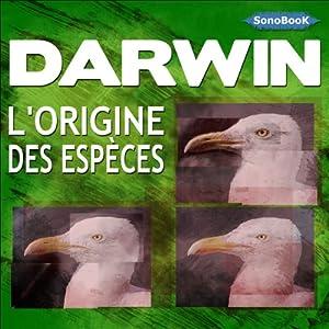 L'origine des espèces | Livre audio