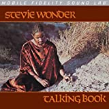 Stevie Wonder Talking Book [lp] (Audiophile vinyl) [VINYL]