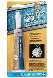 Aleene\'s Jewelry & Metal Glue-.70 Ounce