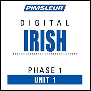 Irish Phase 1, Unit 01 Hörbuch