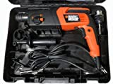 BLACK & DECKER KD 885 KC BOHRHAMMER 550 Watt - 2