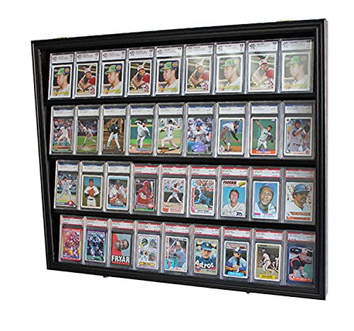 lockable-36-graded-sports-card-display-case-for-football-baseball-basketball-hockey-cards-cc02-bl