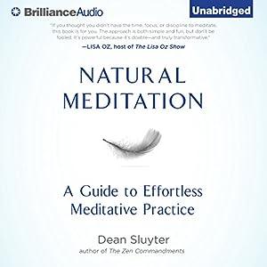 Natural Meditation Audiobook