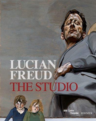 Lucian Freud: The Studio: His Studio. Katalogbuch zur Ausstellung im Paris Centre Pompidou, 10.03.2010 - 19.07.2010