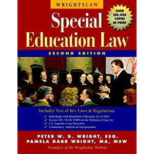Wrightslaw: Special Education Law, 2nd Ed