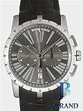 [ロジェデュブイ]ROGER-DUBUIS 腕時計 エクスカリバー42 クロノグラフ グレー RDDBEX0387 メンズ [並行輸入品]
