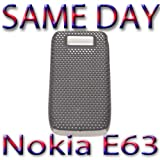 BRAND NEW HYBRID PLASTIC BACK COVER NOKIA E63 BLACK