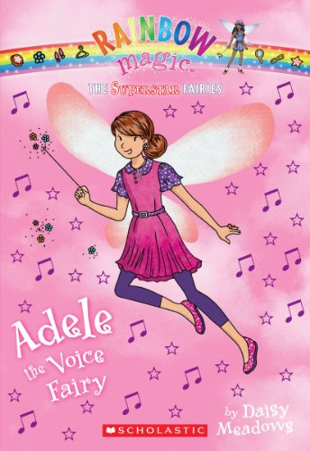 Superstar Fairies #2: Adele the Voice Fairy: A Rainbow Magic Book (Rainbow Magic (Quality)), Buch
