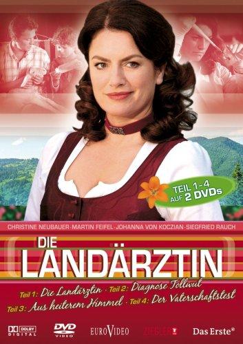 Die Landärztin Box, Folgen 1-4 (2 DVDs)