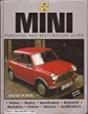 Mini: Purchase and Restoration Guide (A Foulis motoring book) (0854299718) by Porter, Lindsay