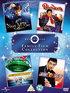 working title family film collection dvd amazoncouk