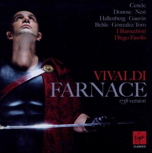 Il Farnace (Max Emmanuel Cencic) - Vivaldi -CD