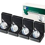 バンクーバー2010冬季オリンピック公式記念コイン・最終販売・2009年銘<ホログラム銀貨4種セット>CC1S90046