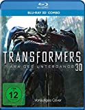 DVD & Blu-ray - Transformers 4: �ra des Untergangs [3D Blu-ray]