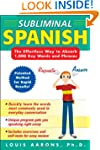 Subliminal Spanish (3CDs + Guide)